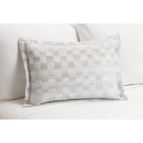 """Barbara Barry Illusion Toss Pillow - 14x20"""""""