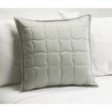 "Barbara Barry Quiet Curve Toss Pillow - 18x18"""