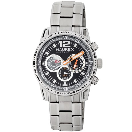 Haurex Talento Dual Time Watch
