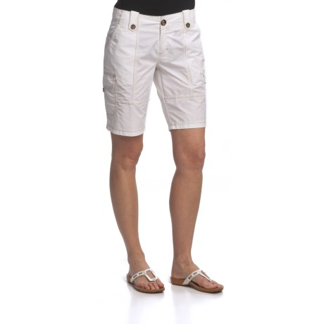 Aventura Clothing Campbell Cargo Shorts - Stretch (For Women)