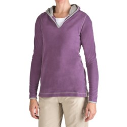 Aventura Clothing Fleece Hoodie Sweatshirt (For Women)