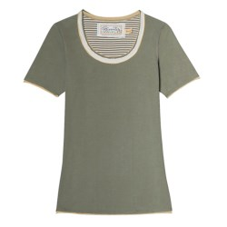 Aventura Clothing Grace T-Shirt - Organic Cotton, Short Sleeve (For Women)
