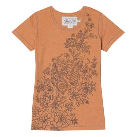 Aventura Clothing Yates T-Shirt - Organic Cotton Slub, Short Sleeve (For Women)