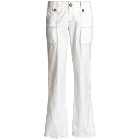 Aventura Clothing Campbell Roll-Up Pants (For Women)