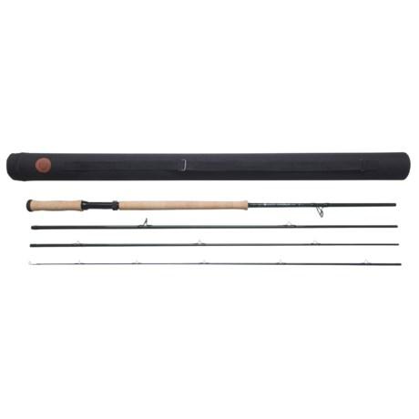 Hardy Uniqua Double-Hand Fly Fishing Rod - 4-Piece, 14' 9wt