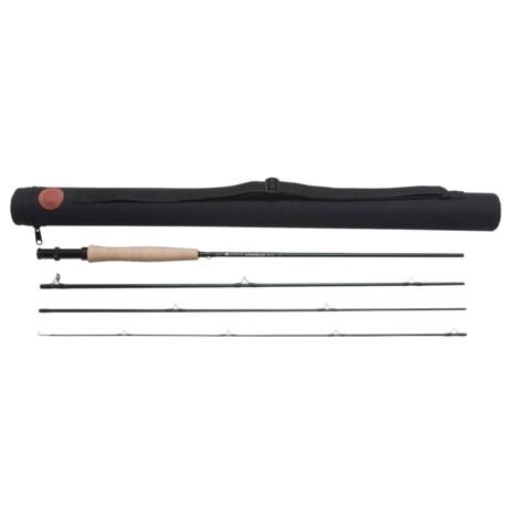 "Hardy Uniqua Fly Fishing Rod - 4-Piece, 8'6"" 4wt"