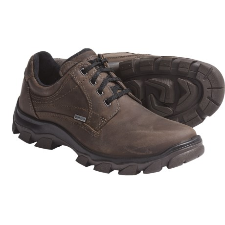 ECCO Track 5 Low Gore-Tex® Shoes - Waterproof, Leather (For Men)