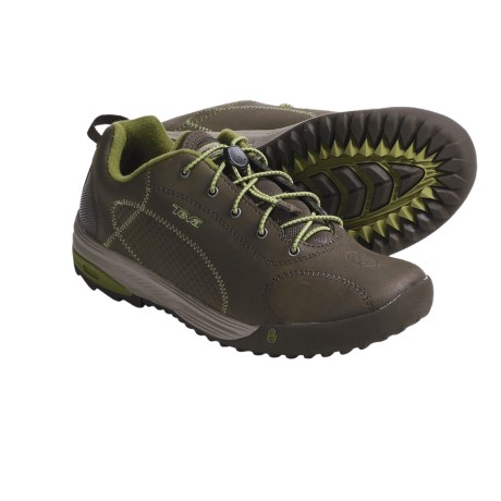 Teva Fire Trail Shoes - Leather (For Kids and Youth)