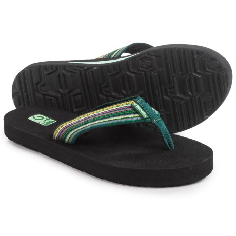 Teva Mush II Thong Sandals - Flip-Flops (For Women)