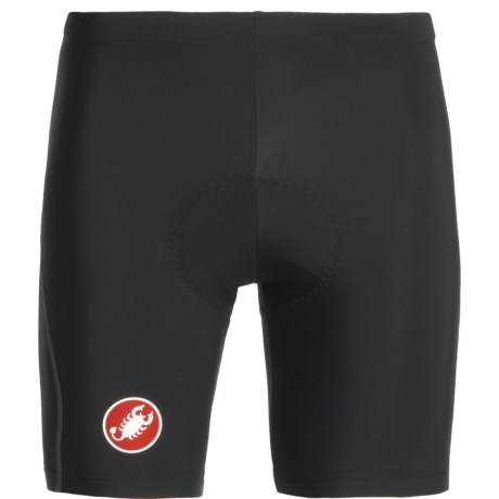 Castelli Nero Classic Cycling Shorts (For Men)