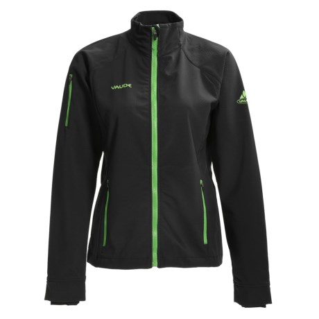 Vaude Parkride Cycling Jacket - Soft Shell (For Women)