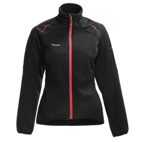 Vaude Kuro Cycling Jacket - Soft Shell (For Women)