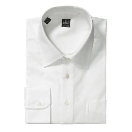Ike Behar Fancy Point Collar Dress Shirt - Barrel Cuff, Long Sleeve (For Men)