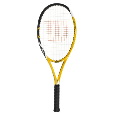 Wilson K Slam Hybrid Tennis Racquet