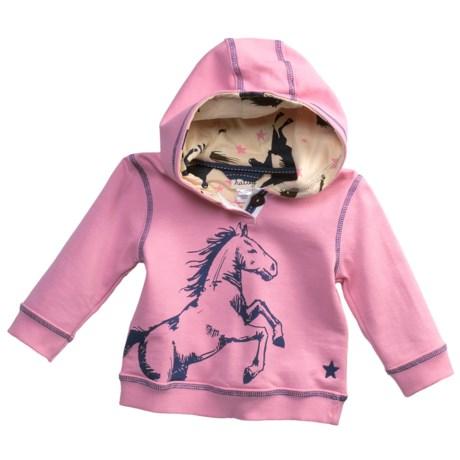 Hatley Pullover Hoodie Sweatshirt (For Infants)