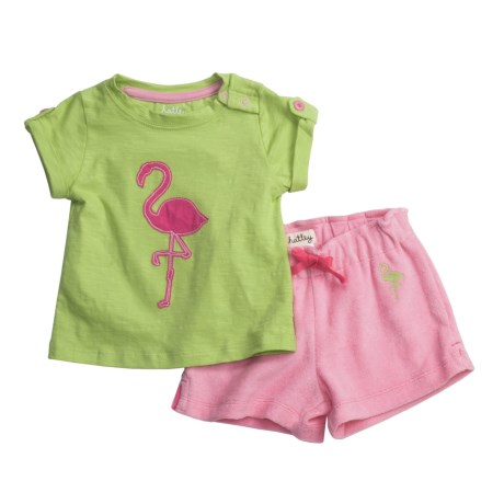 Hatley T-Shirt and Shorts Set- 2-Piece (For Infants)