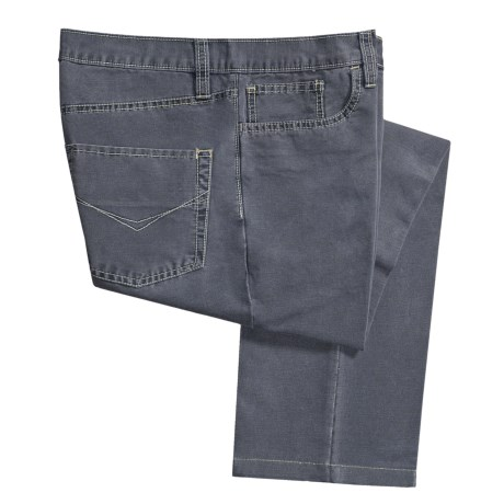Vintage 1946 Cord Weave Pants - 5-Pocket (For Men)