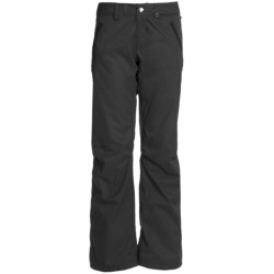 Burton Society Snow Pants - Waterproof, Thinsulate® (For Women)