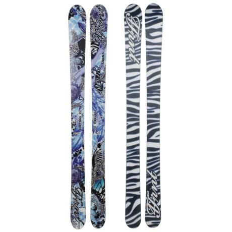 4FRNT Madonna Alpine Skis (For Women)
