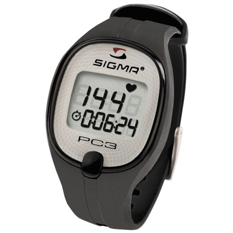 Sigma Sport PC-3 Heart Rate Monitor Watch