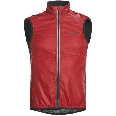 Craft Sportswear High-Performance Bike Light Cycling Vest (For Men)