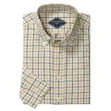 Bills Khakis Tattersall Shirt - Long Sleeve (For Men)