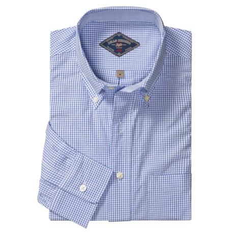 Bills Khakis Check Shirt - Button-Down Collar, Long Sleeve (For Men)