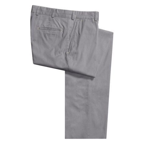 Bills Khakis M3 Sundrenched Twill Pants - Flat Front (For Men)