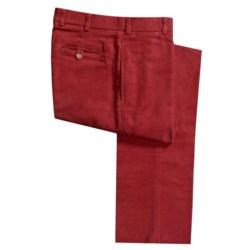 Bills Khakis M2 Moleskin Pants - Flat Front (For Men)