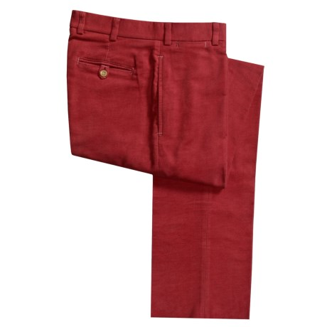 Bills Khakis M2 Moleskin Pants - Flat Front (For Men)