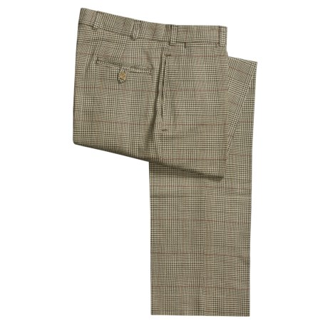 Bills Khakis M2 Tweed Pants - Flat Front (For Men)