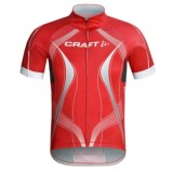 Craft Sportswear High-Performance Bike Tour Jersey - Short Sleeve, Full Zip (For Men)