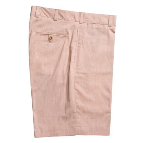 Bills Khakis M2 Hampton Twill Shorts - Flat Front (For Men)