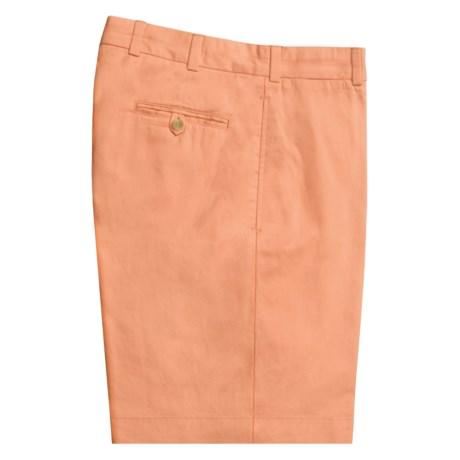 Bills Khakis M2 Cotton Twill Shorts - Flat Front (For Men)