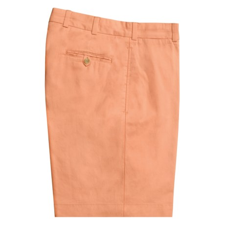 Bills Khakis M2 Cotton Twill Shorts - Flat Front (For Men)
