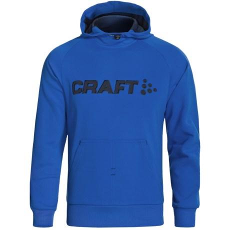 Craft of Sweden Active L2 Flex Hoodie Sweatshirt (For Men)