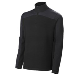 Neve John Sweater - Merino Wool, Zip Neck (For Men)