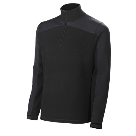 Neve John Sweater - Merino Wool, Zip Neck (For Men)