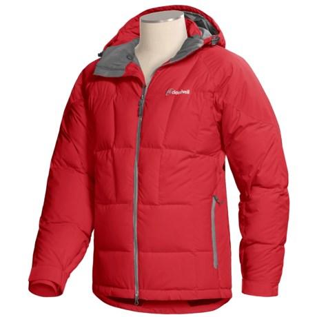 Cloudveil Down Jacket - Windstopper® (For Men)