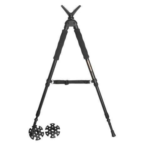 "Vanguard Leader Bipod Shooting Stick - 38"""