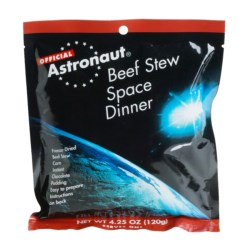 Backpacker's Pantry Astronaut Beef Stew Dinner