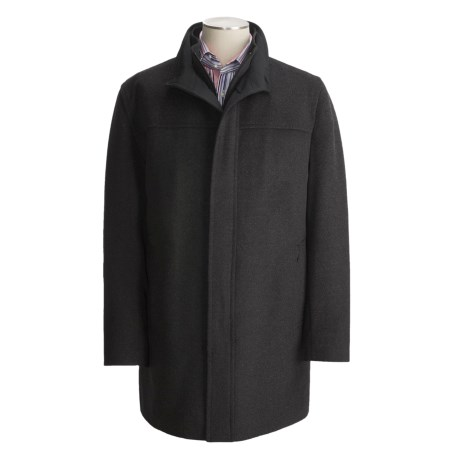 Sanyo Otter Coat - Luxury Fibers (For Men)