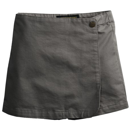 Mountain Khakis Teton Twill Skorts - UPF 50+ (For Girls)