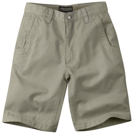 Mountain Khakis Teton Twill Shorts (For Men)