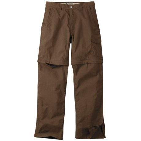 Mountain Khakis Granite Creek Convertible Pants - UPF 50+ (For Men)