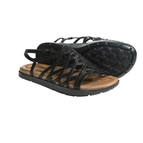 Earth Razzle Sandals - Leather (For Women)