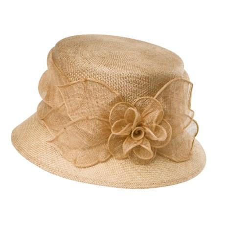 Betmar Simone Cloche Hat (For Women)
