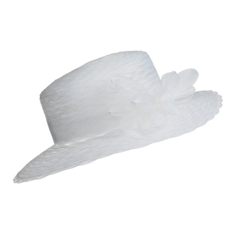 Betmar Scalloped Sunday Hat (For Women)