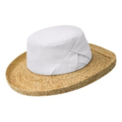 Betmar Linen-Raffia Beach Hat (For Women)
