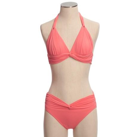 Carmen Marc Valvo Bikini Swimsuit - 2-Piece, Halter (For Women)